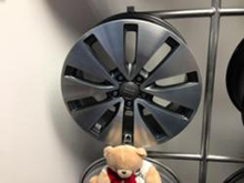 Audi Alloy Wheel Diamond Cut