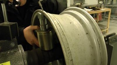 Alloy Wheel Straightening Service - Cardiff, Swansea, Newport, Bridgend, Wales, Bristol
